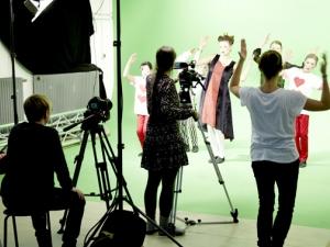 Hamburg Musical Company  Video-Dreh zu Alice im Wunderland 05 Backstage - Blick hinter die Kulissen