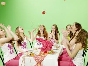 Hamburg Musical Company Video-Dreh zu Alice im Wunderland 09 Backstage - Blick hinter die Kulissen