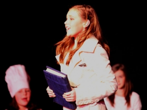 Hamburg Musical Company show 2009-1 Sologesang