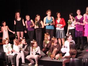 Hamburg Musical Company show 2009-5 Applaus und Finale