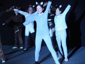 Hamburg Musical Company show 2009-8 Ausschnitte aus dem Musical cats