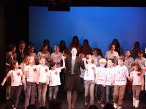 Hamburg Musical Company show2010-14 Finale und Applaus