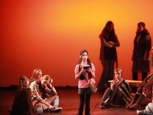 Hamburg Musical Company show 2010-5 Schauspielszene