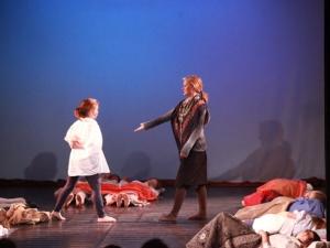 Hamburg Musical Company show 2010-6 Schauspielszene