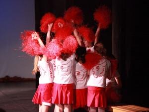 Hamburg Musical Company show 2010-8 Tanz aus High School Musical