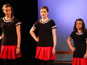 Hamburg Musical Company show 2012-1 Gesangszene aus Glee