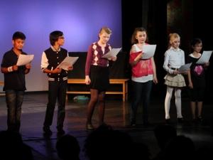 Hamburg Musical Company show 2012-12 Kinder-Chor