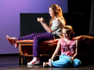 Hamburg Musical Company show 2012-2 Schauspielszene