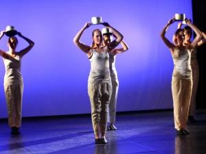 Hamburg Musical Company show 2012-5 Tanz  Finale aus A Chorus Line