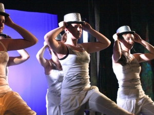 Hamburg Musical Company show 2012-6  Tanz Finale aus  A Chorus Line