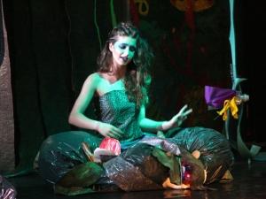 Hamburg Musical Company show 2012-8 Schmetterling aus Tarzan