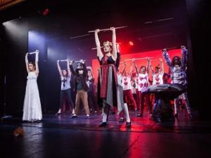 Hamburg Musical Company show 2013-13 Finale Alice im Wunderland