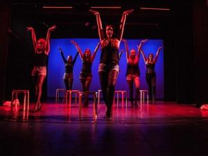 Hamburg Musical Company show 2013-17 Cellblock-Tango, Tanz zum Film Chicago