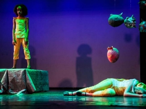 Sommer Show 2014 Allee-Theater Hamburg Mufasas Tod aus König derLöwen.jpg