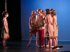 Hamburg Musical Company Finale aus Pocahontas