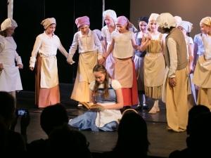 Hamburg Musical Company Sommershow 2016 Chorszene