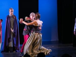 Hamburg Musical Company Theaterschule für Kinder Sommershow 2016 Szene aus die Eiskönigin