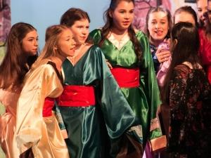 Hamburg Musical Company Theaterschule für Kinder und Jugendliche Gesang aus Mulan