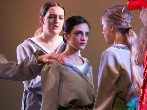 Hamburg Musical Company Theaterschule für Kinder und Jugendliche Schauspielszene aus Mulan