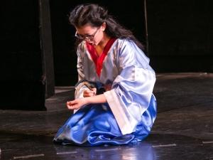 Hamburg Musical Company Theaterschule für Kinder und Jugendliche Solo aus Mulan