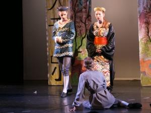 Hamburg Musical Company Theaterschule für Kinder und Jugendliche Sprechszene aus Mulan
