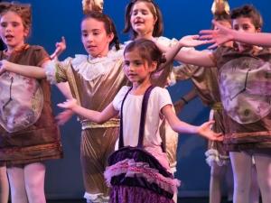 Hamburg Musical Company Theaterschule für Kinder und Jugendliche unsere kleinsten Nachwuchs-Talente auf der Bühne