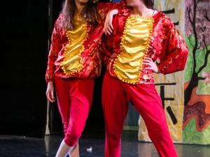 Hamburg Musical Company Theaterschule für Kinder und Jugendliche Soloisten Mushu aus Mulan