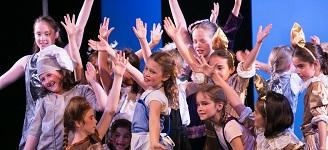 Hamburg Musical Company Theaterschule für Kinder und Jugendliche Show 2016