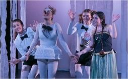 Hmbrug Musical Company startet mit den Kursen in neue Schuljahr