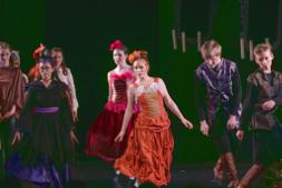 Hamburg Musical Company Sommershow 2017 mit Kindern und Jugendlichen im Theater